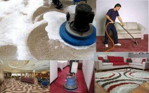 Giặt thảm – nệm – giặt ghế Sofa